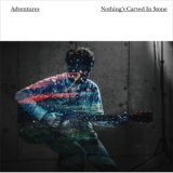 Adventures/Nothing's Carved In Stone、アルバム、CDより高音質!