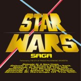 STAR WARS SAGA/The City of Prague Philharmonic Orchestra、London Music Works