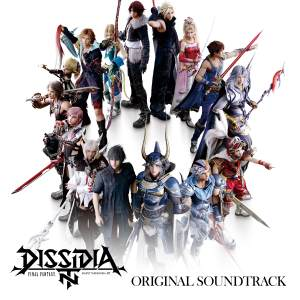 DISSIDIA FINAL FANTASY NT Original Soundtrack/V.A.